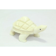 Handicraft Handmade Tortoise Figure Natural Camel Bone Home Decorative Gift Item