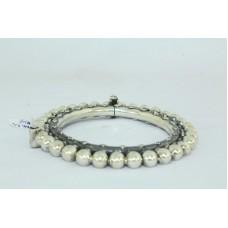 925 Sterling Silver Women's Traibal jewellery Kakan Cuff Bracelet
